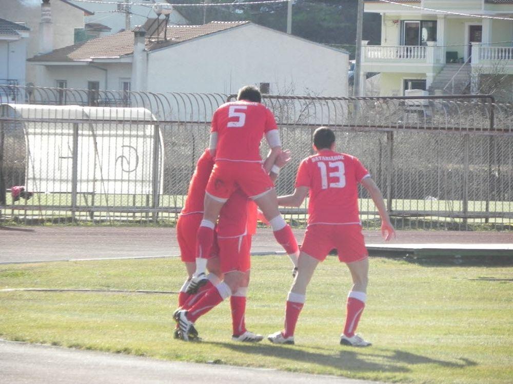 Καστοριά – Βατανιακός 2-3