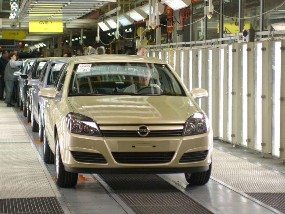 Οι Παγκόσμιες Πωλήσεις της GM.