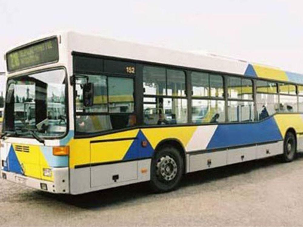 Ξανά χωρίς λεωφορεία