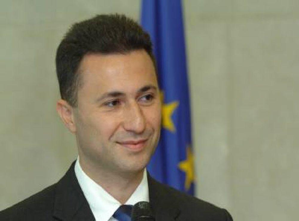 Στις ΗΠΑ ο πρωθυπουργός της ΠΓΔΜ