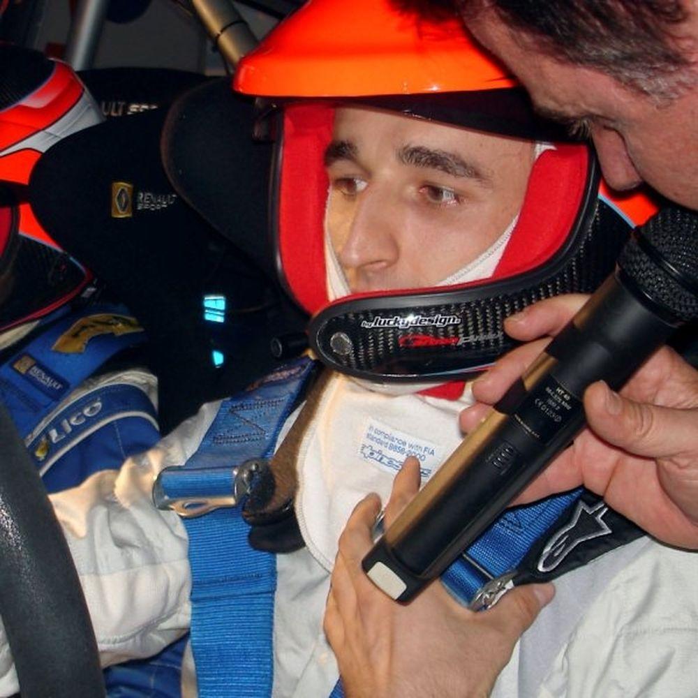 Εκτός F1 ο Κούμπιτσα (video)