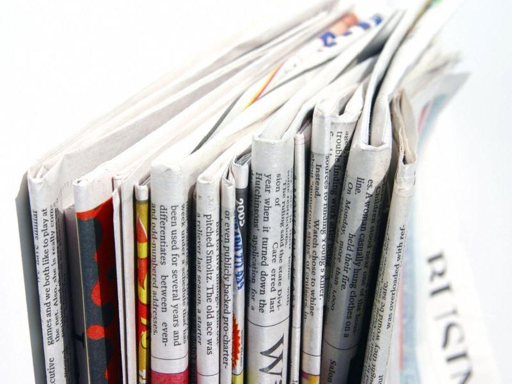 Η «αυτοκτονία» των εφημερίδων