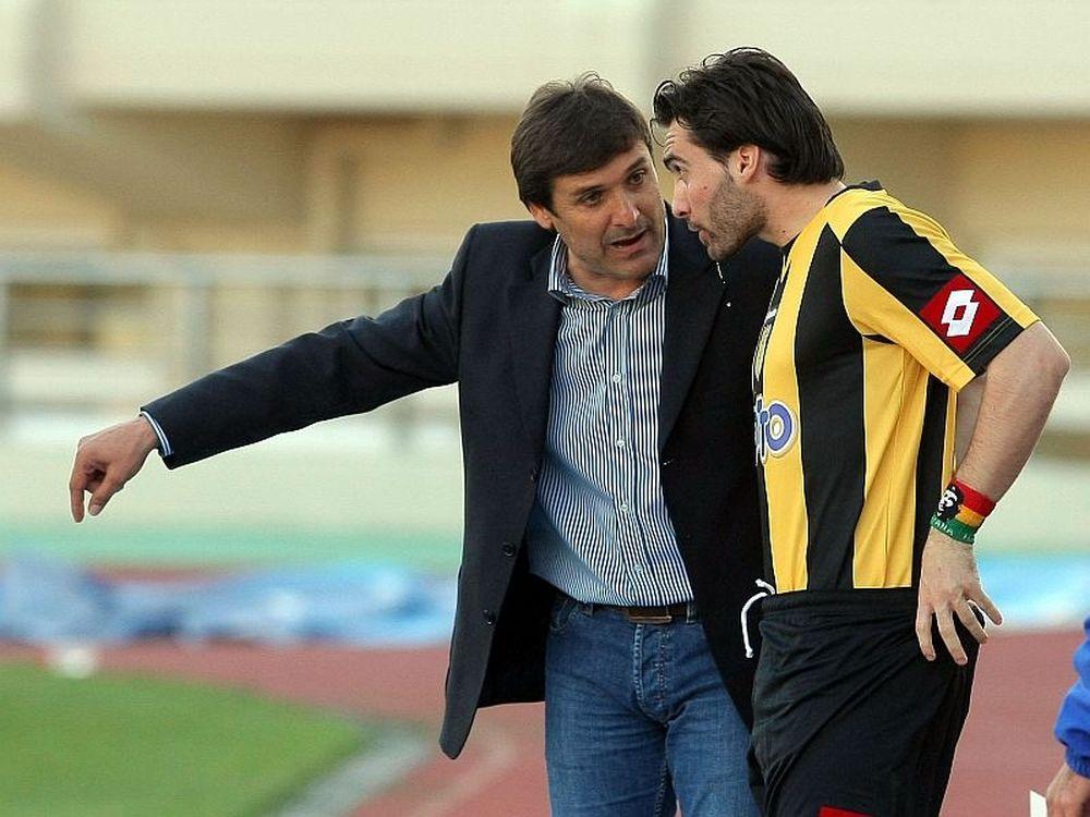 Κυριακίδης: «Μπορούμε play off»