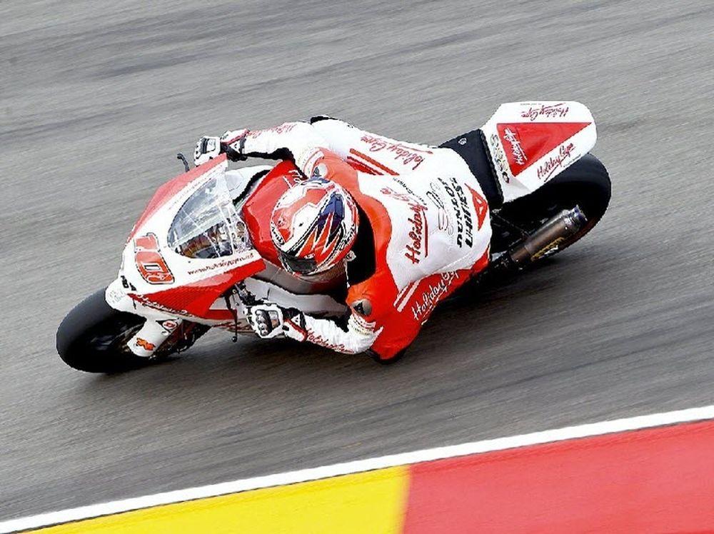 Ο Φόνσι Νιέτο εκτός MotoGP