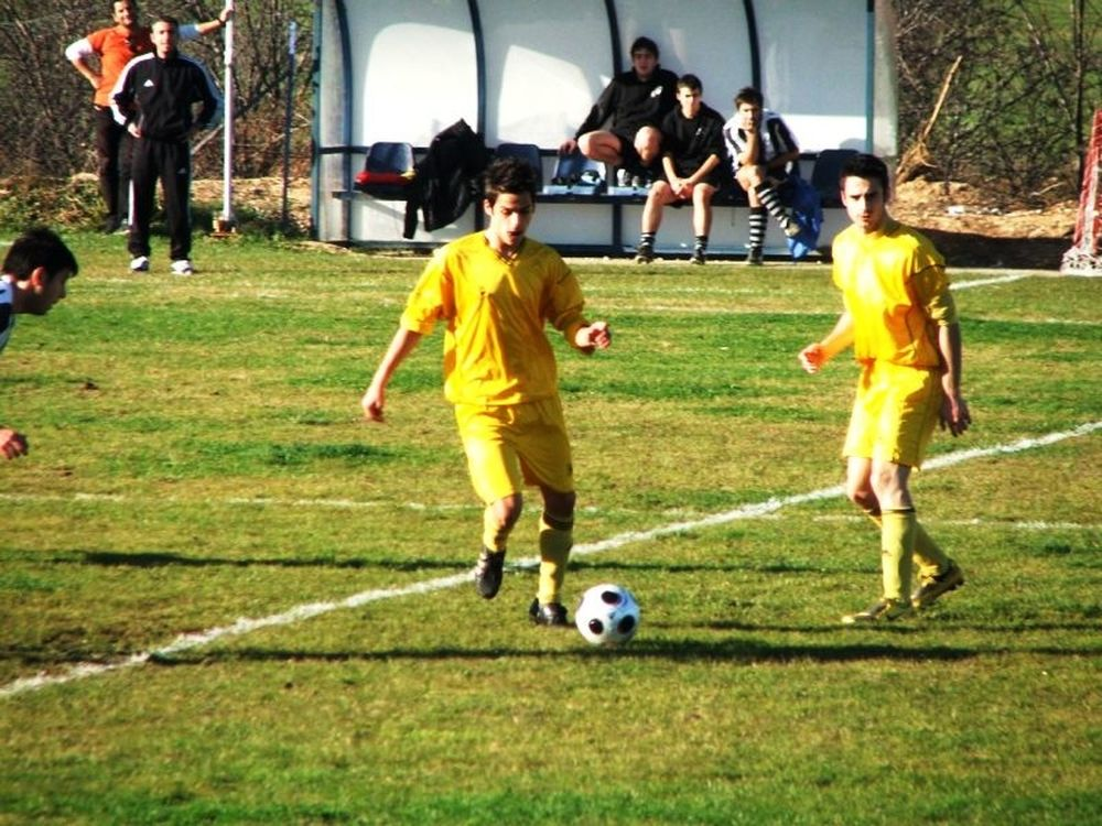 Κέρκυρα-ΑΕΚ 0-1 (Κ17)