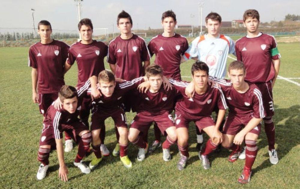 Λάρισα-Καβάλα 4-1 (Κ17)