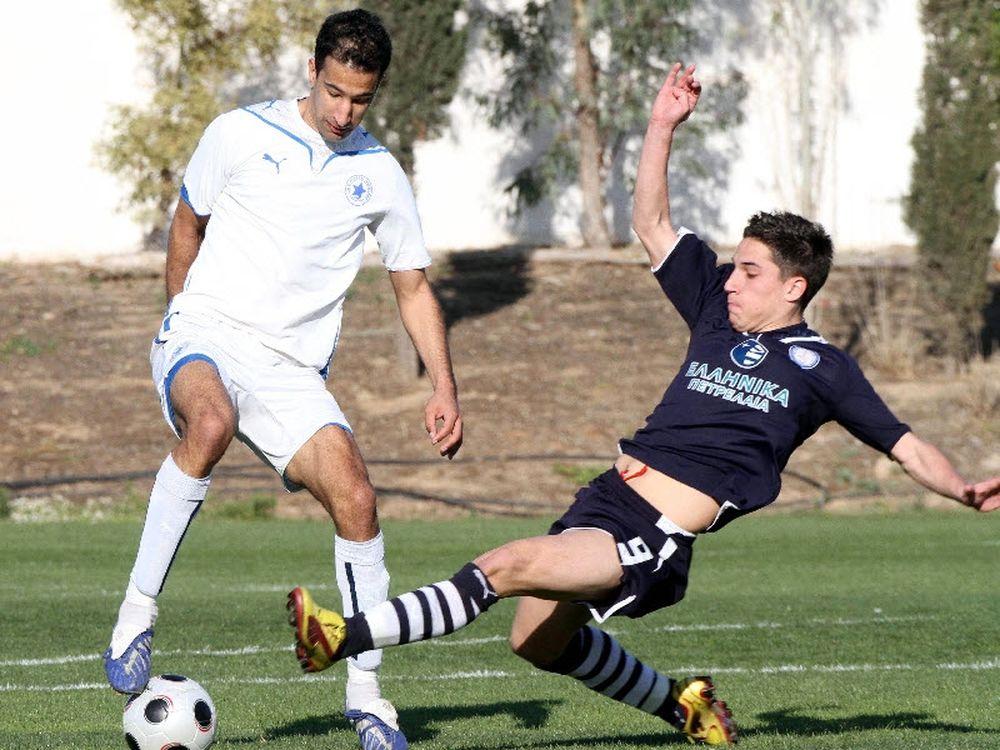 Αστέρας Μαγ. – Πανελευσινιακός 1-0