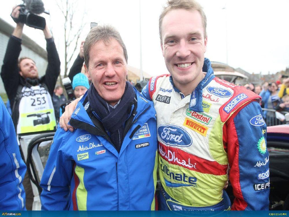 Έτοιμο για μάχη το Fiesta WRC (video)