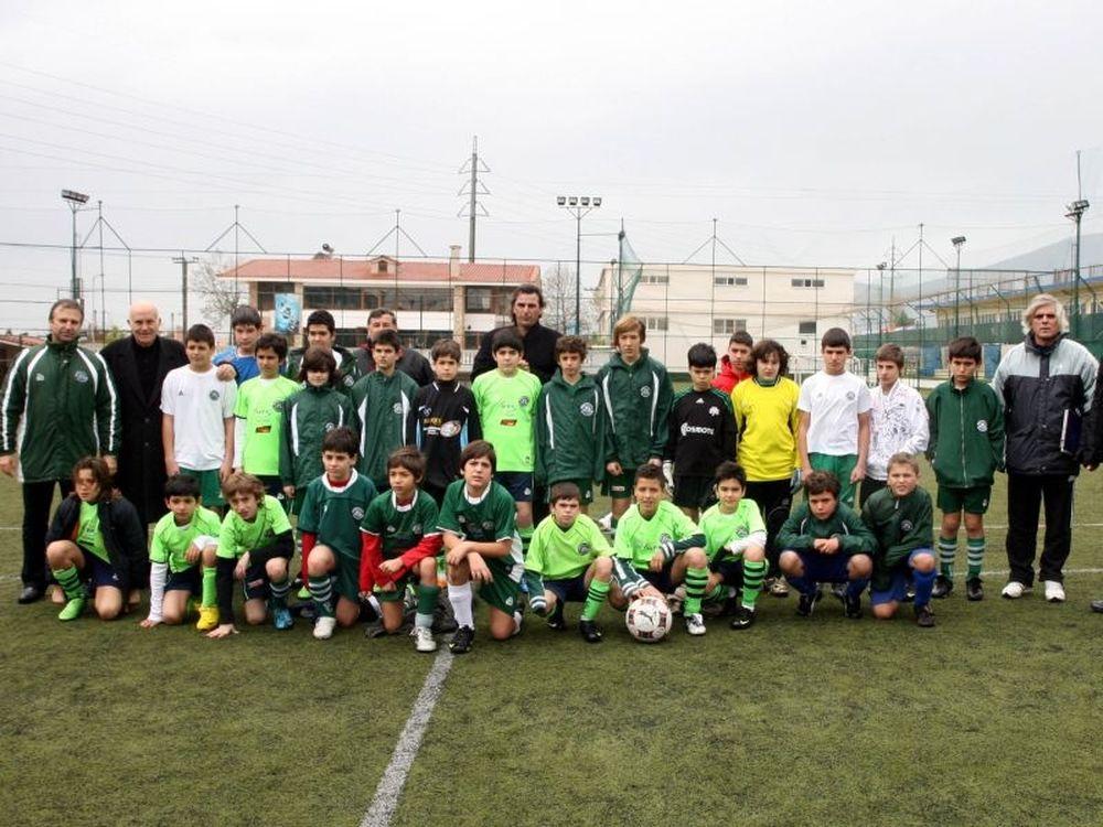 «Πράσινες» σχολές ποδοσφαίρου
