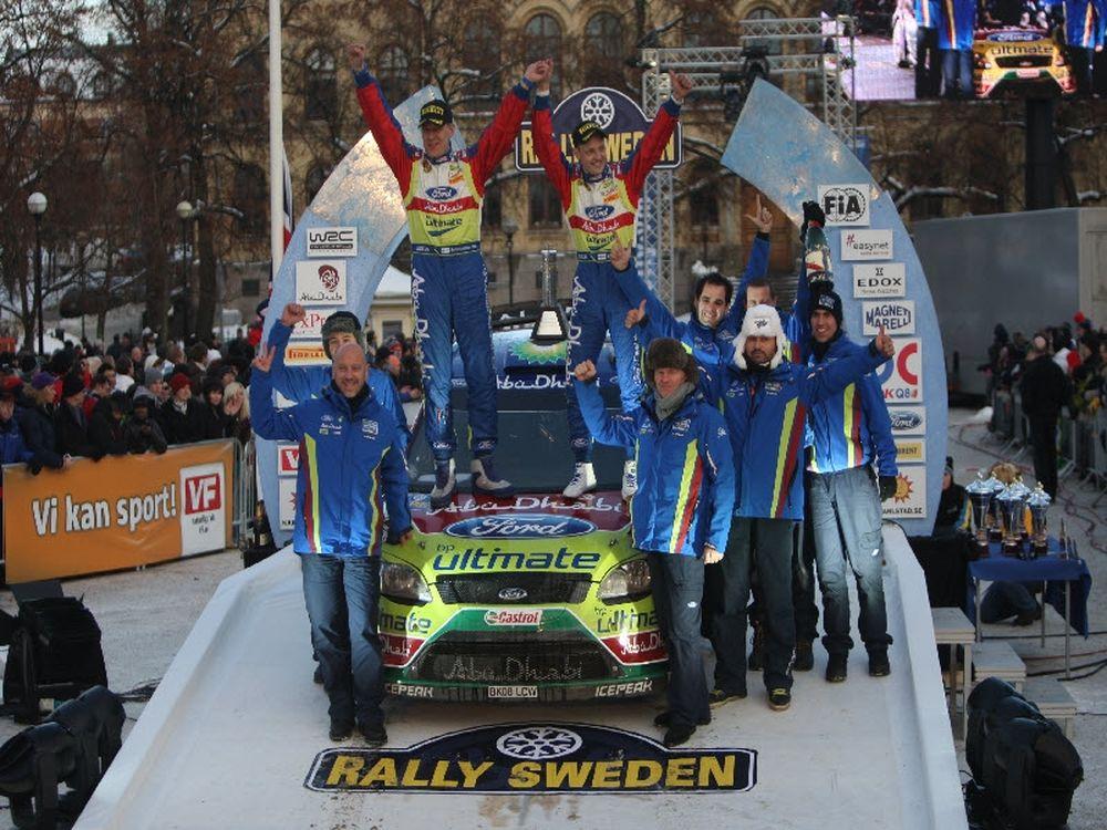 Εκκίνηση για το WRC