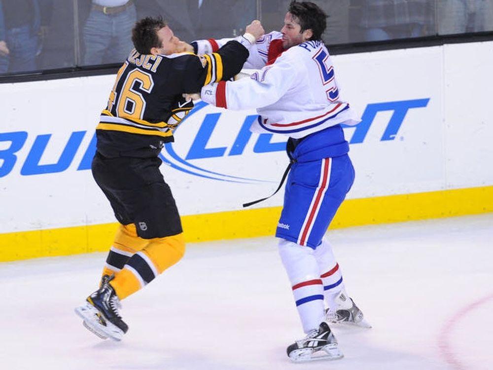 Επικό Bruins vs Canadiens