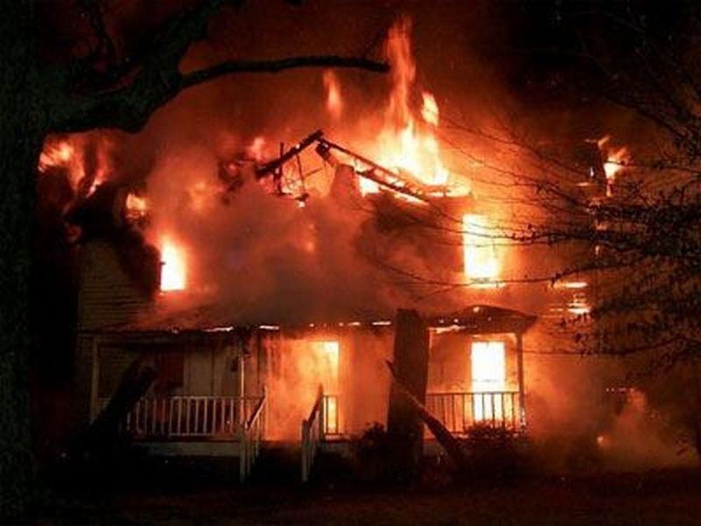 Κάηκε άνθρωπος στη Θεσσαλονίκη