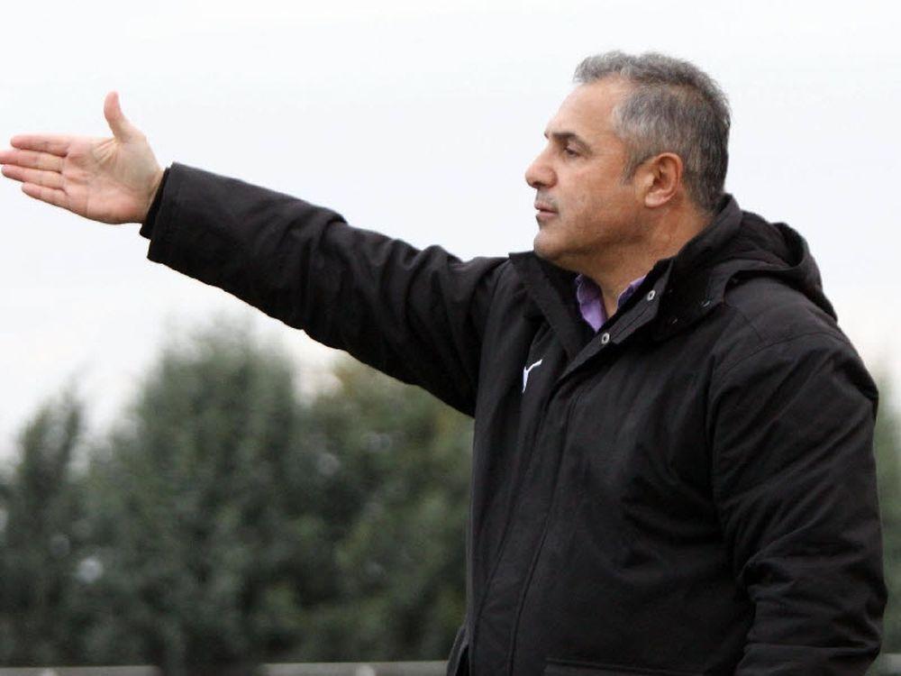Βοσνιάδης: «Στόχος το πρωτάθλημα»