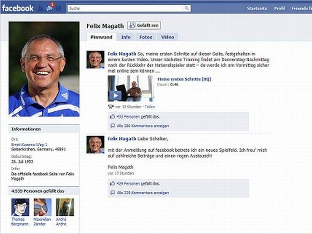 Επίθεση στον Μάγκατ μέσω… facebook