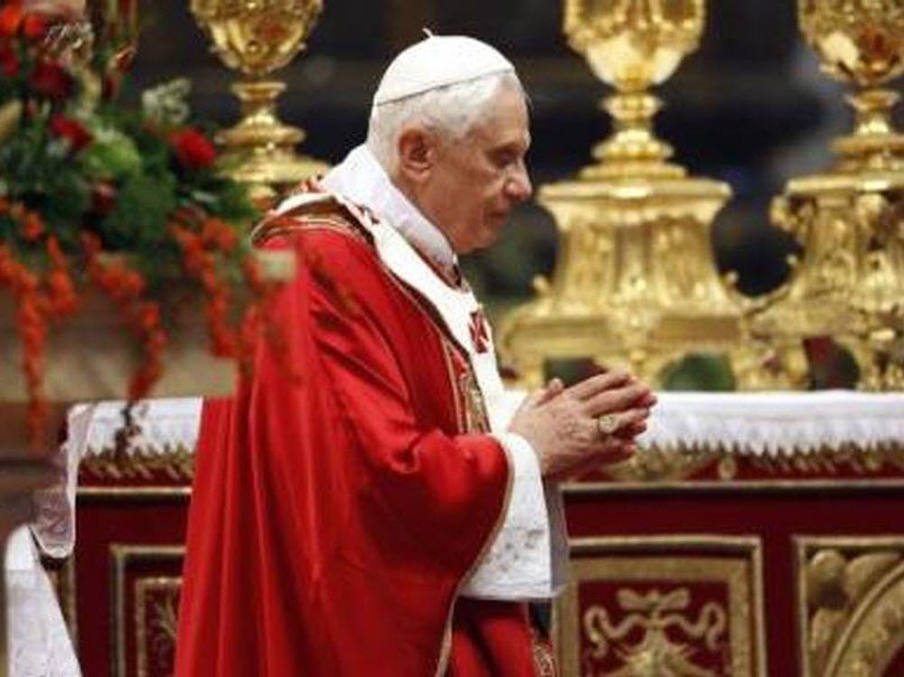 Συνάντηση Πάπα - Μεντβέντεφ