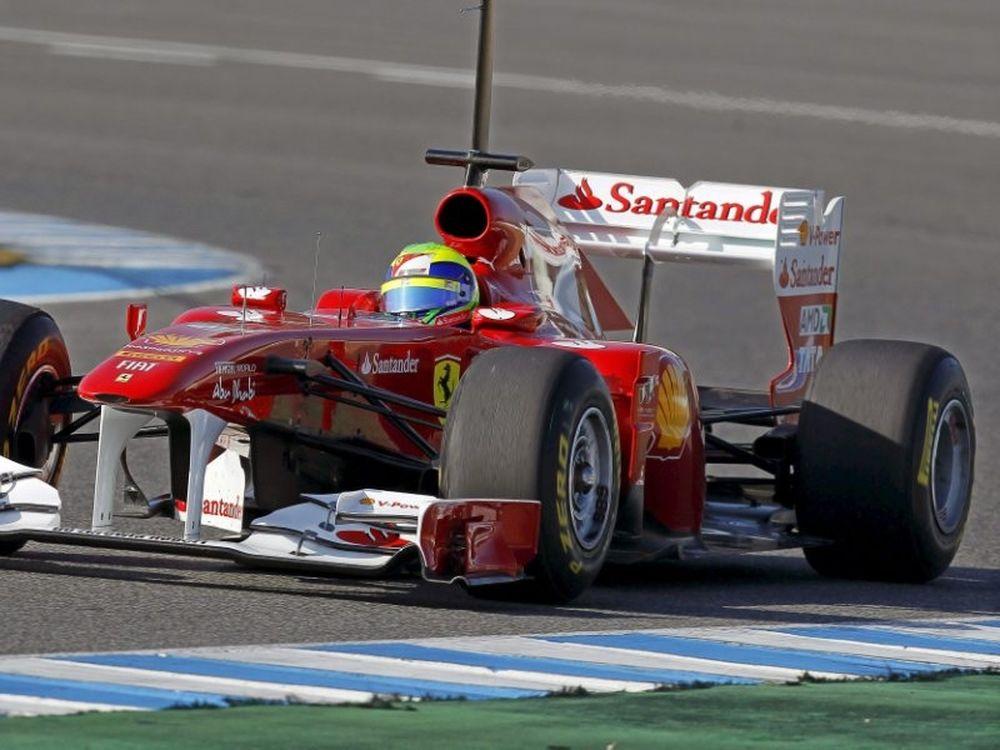 Δύο στα δύο για τη Ferrari