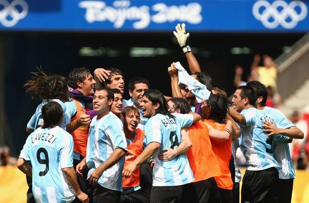 Εκτός Ολυμπιακών αγώνων η Αργεντινή!