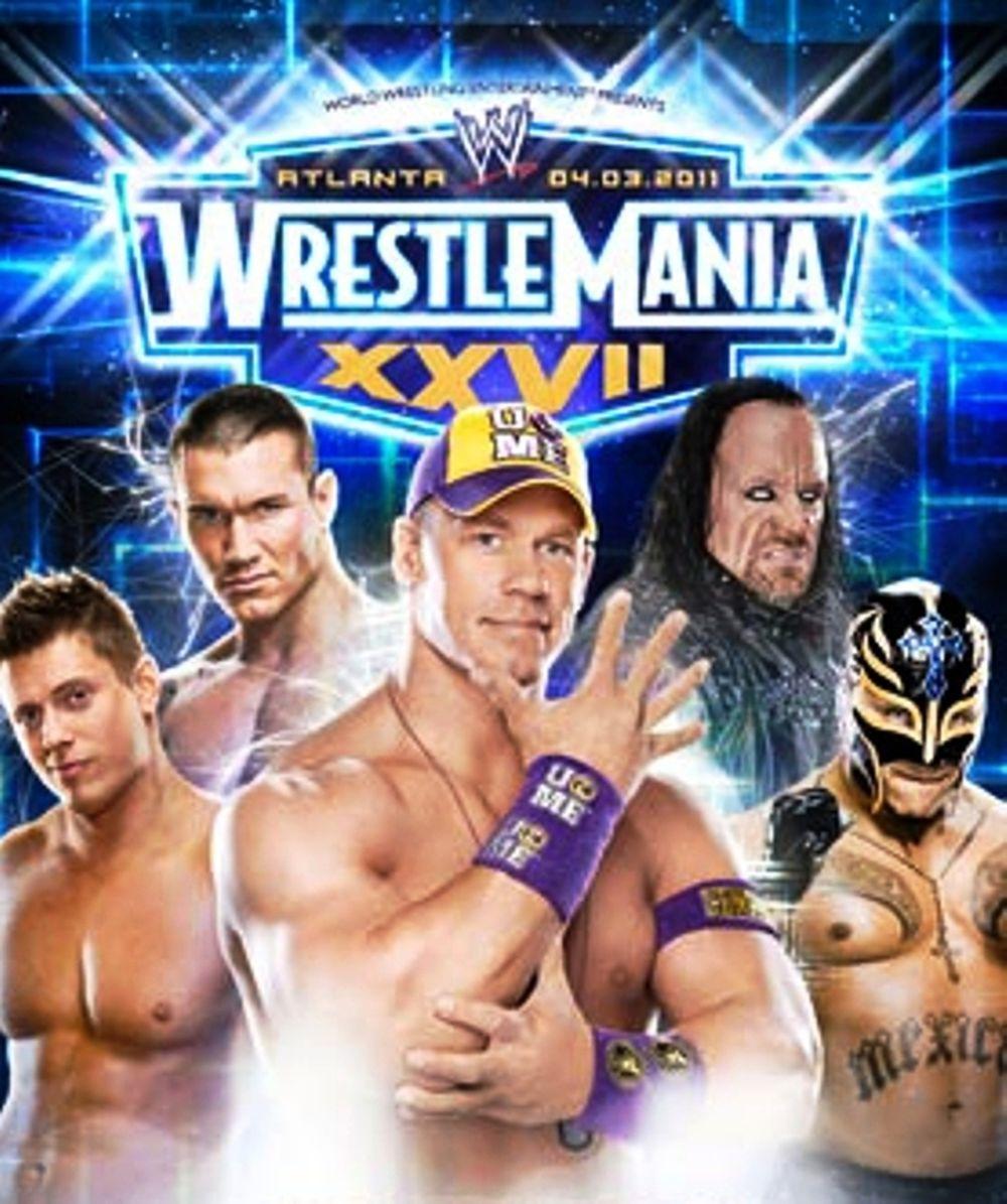Πόστερ WrestleMania 27