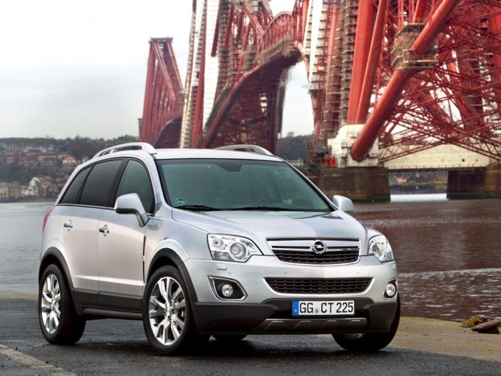 Νέο πρόσωπο για το Opel Antara