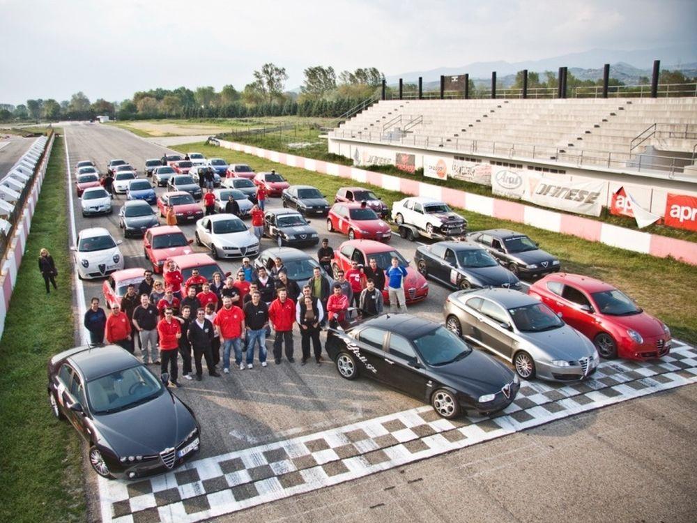 Διεθνής συνάντηση Alfa Romeo