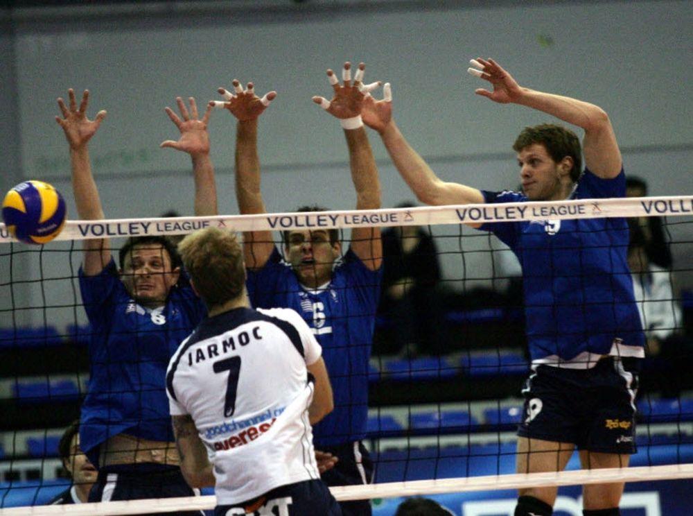 Το πρόγραμμα στη Volleyleague