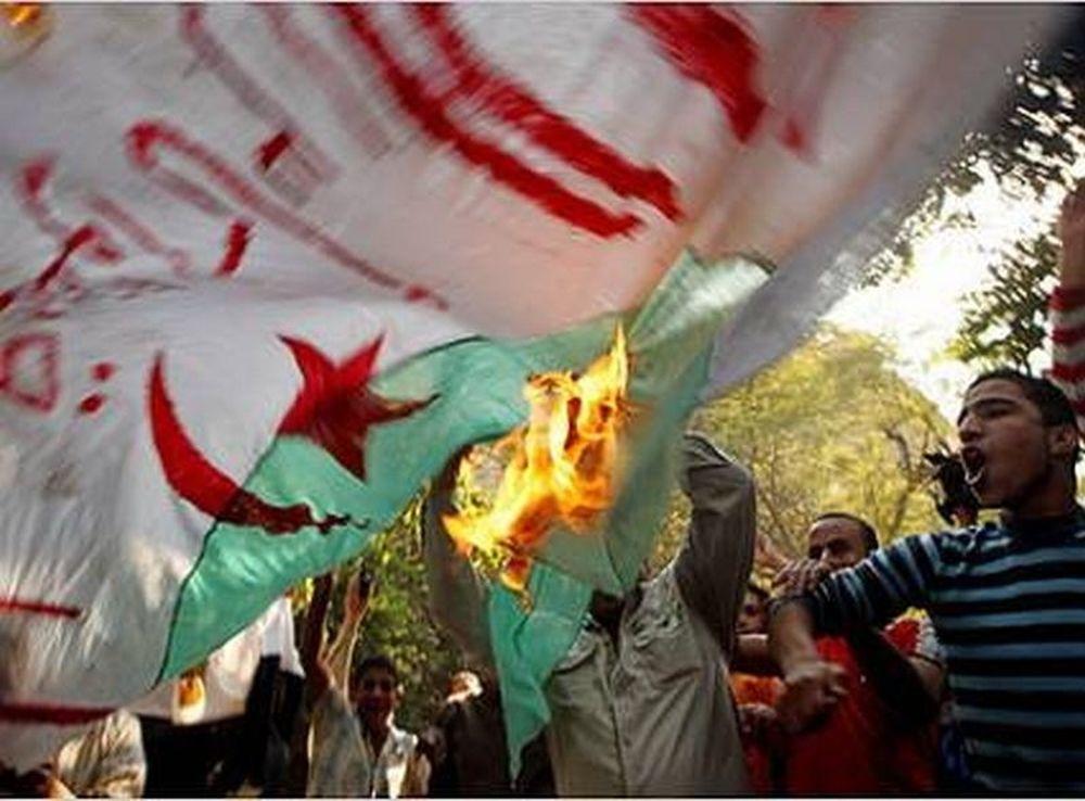 Επεισόδια και συλλήψεις στην Αλγερία