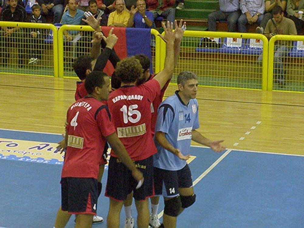 Φοίνικας Σύρου – Ν. Μουδανιά 3-0