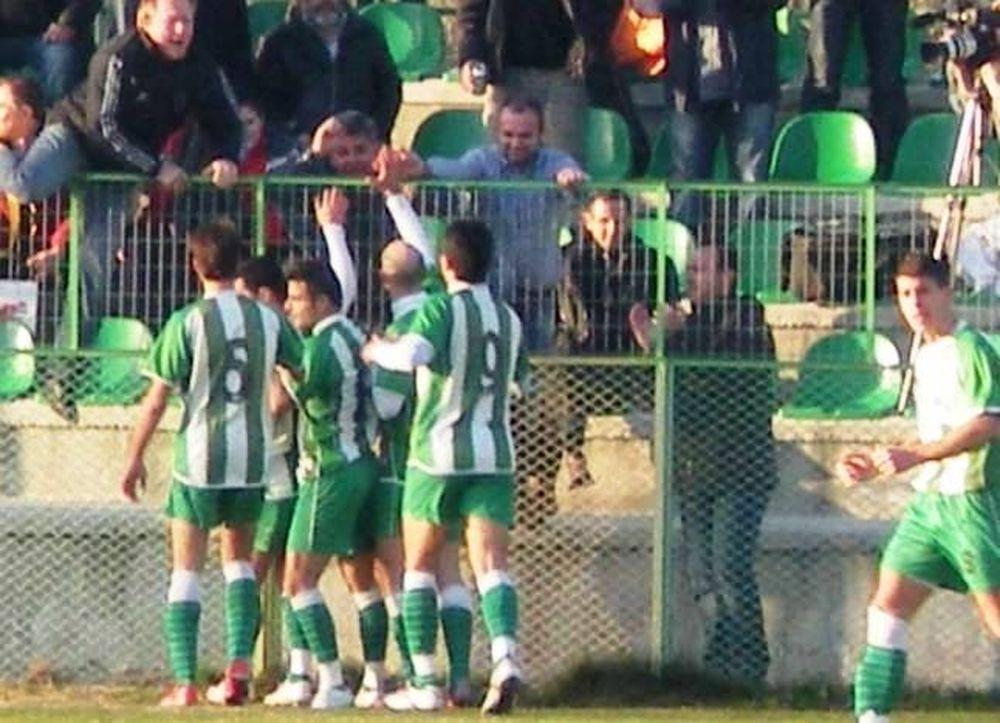 Απ. Λάρισας – Οικ. Τσαριτσάνης 0-1