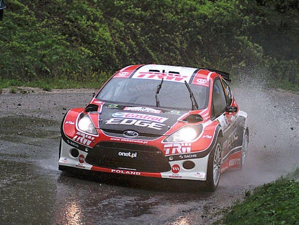 Οι αγώνες του ERC για 2011