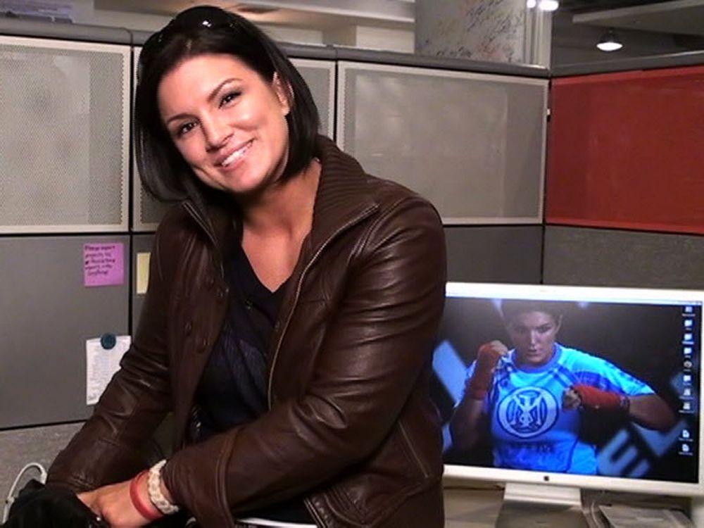Επιστρέφει η Gina Carano