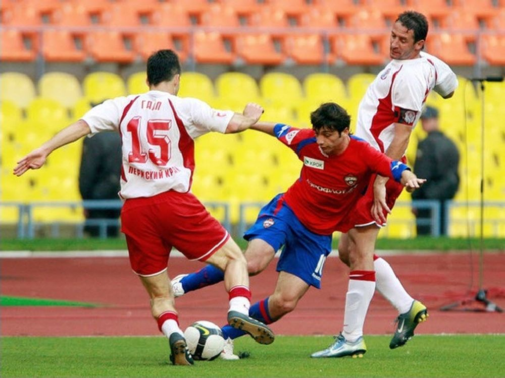 Ο Άλαν Τζαγκόεφ στο Onsports