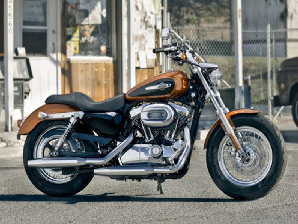 Harley Davidson Custom 1200!