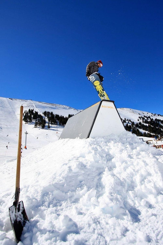 Καλάβρυτα: Snow(fun)park