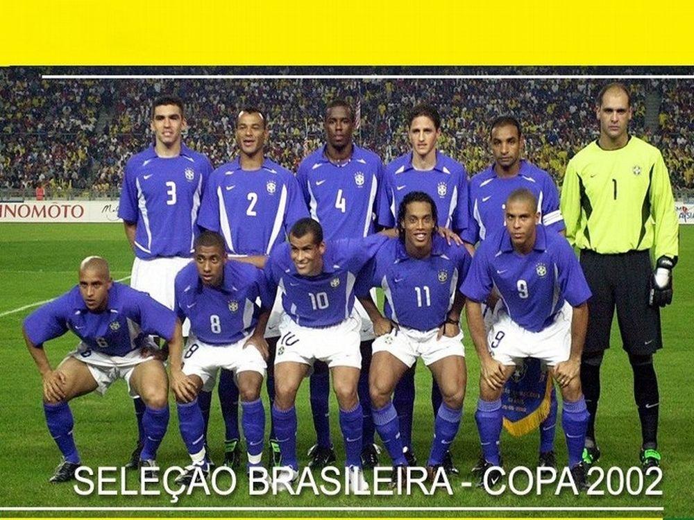 Η Bραζιλία του 2002 στην Τσετσενία!!!