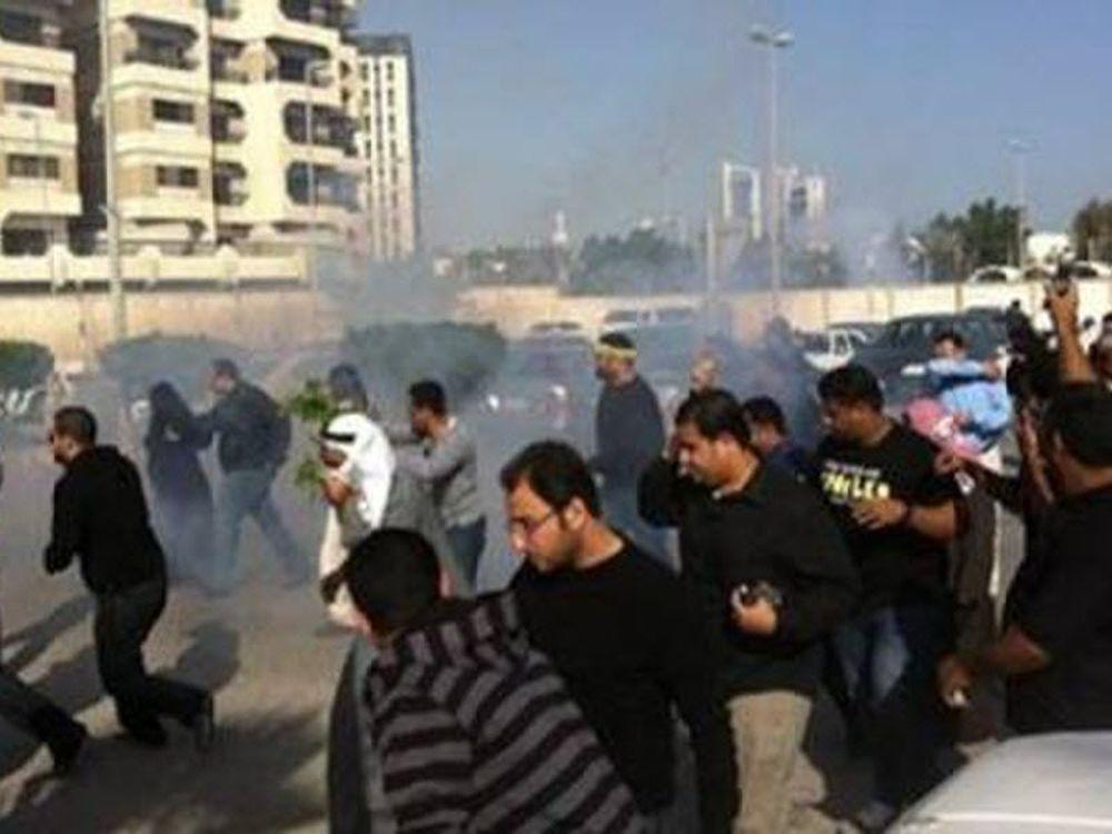 Ένταση στο Μπαχρέιν