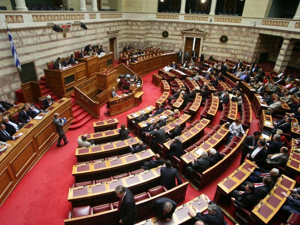 Οι «αιώνιοι» και στη βουλή!