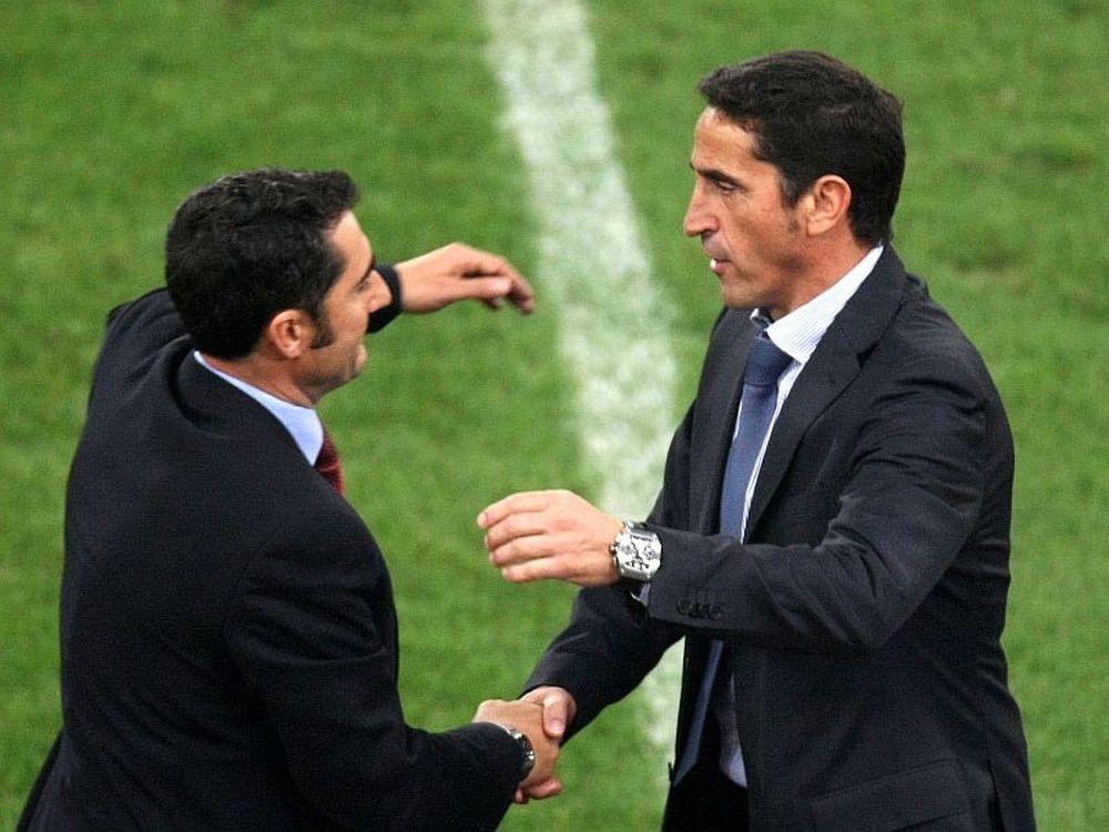 Ποκετίνο: «Δύο μεγάλοι προπονητές»