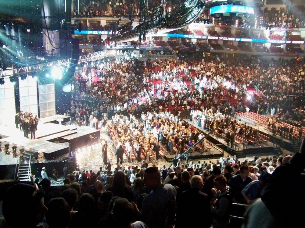 Τετράωρο WWE