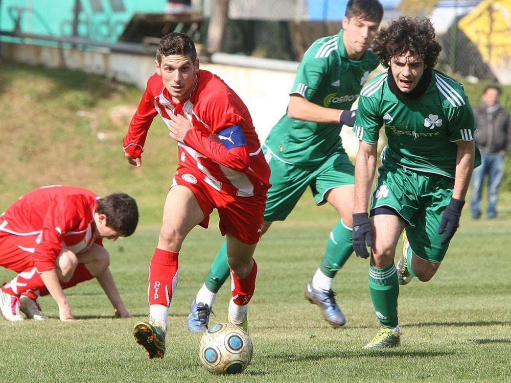 Ολυμπιακός-ΠΑΟ 0-0 (Κ20)