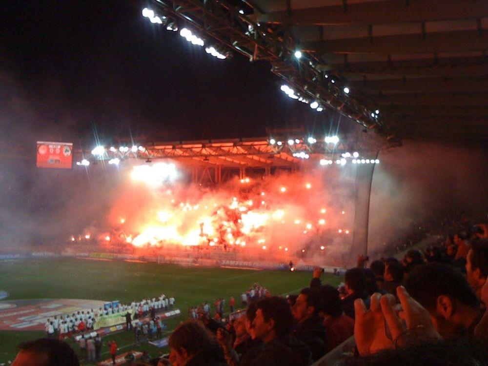 Live Ολυμπιακός - ΠΑΟ  1-0