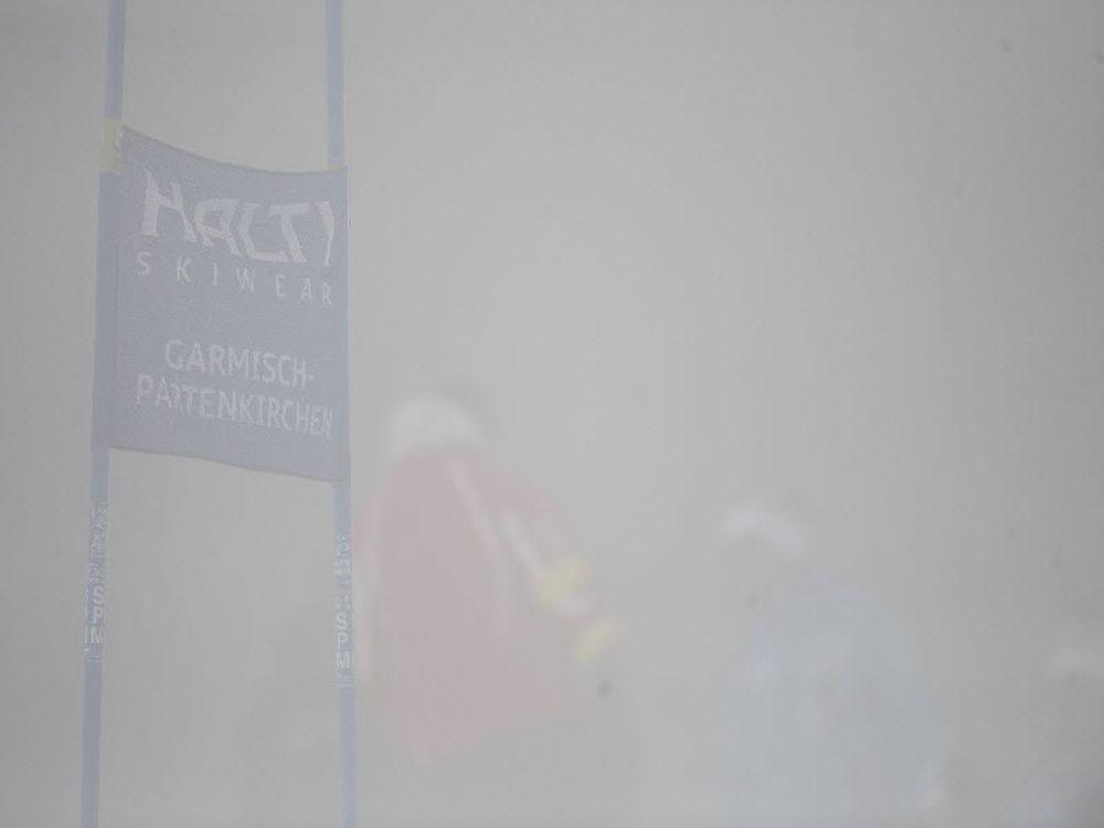 Ρεπορτάζ στην ομίχλη
