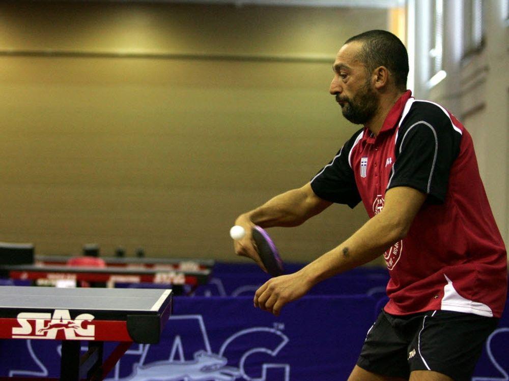 Πανελλήνιο πρωτάθλημα πινγκ πονγκ