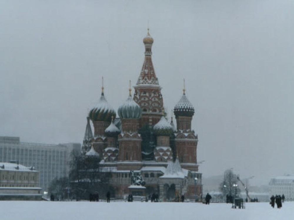 Πάω Μόσχα γιατί δεν σας αντέχω