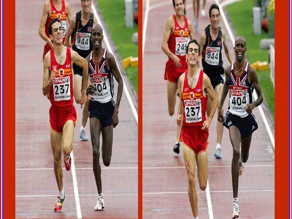 Ευρωπαϊκό ρεκόρ στα 5000μ.