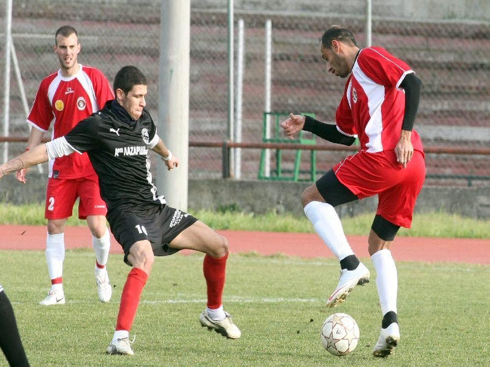 Αρναία – Καλαμαριά 0-0