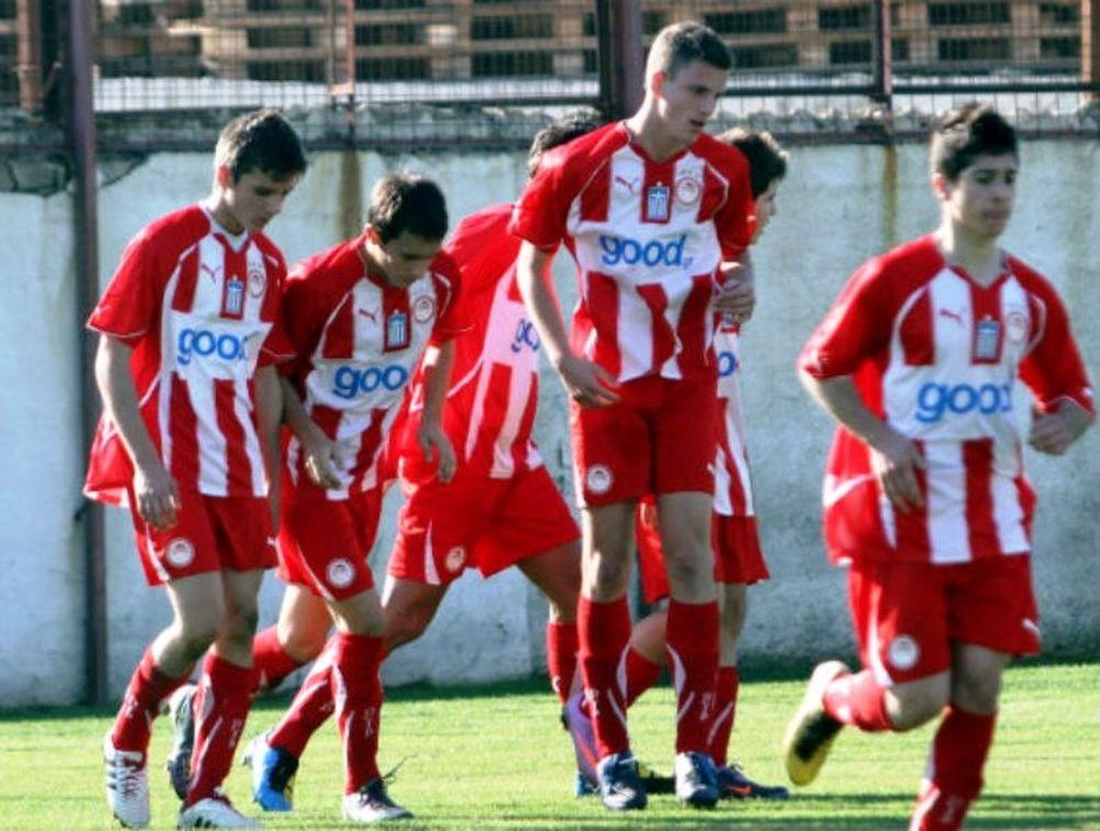 Ολυμπιακός-ΑΕΚ 2-0 (Κ17)