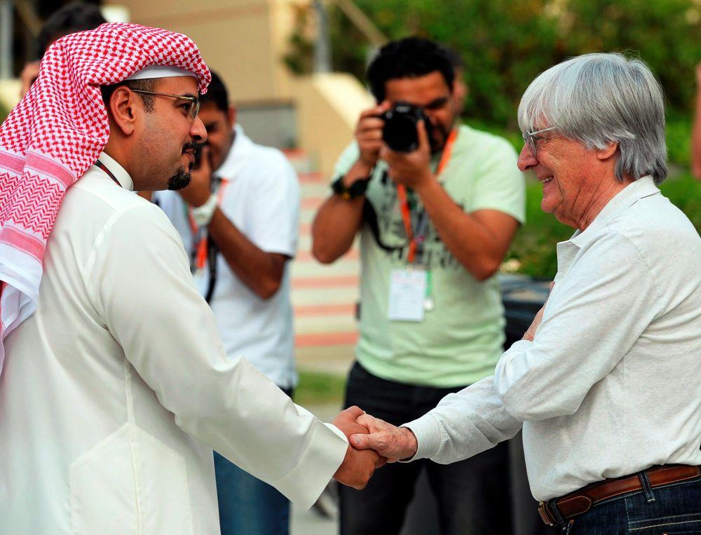 Εκτός F1 το Μπαχρέιν