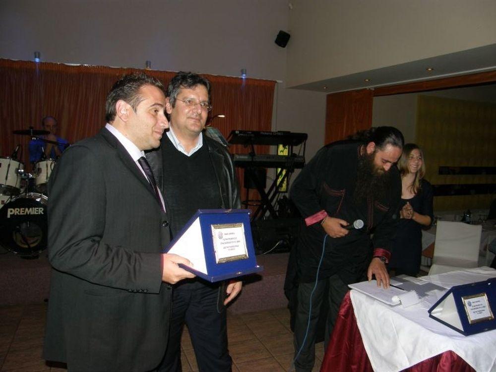 Βραβεύσεις του Α.Ο. Χανίων
