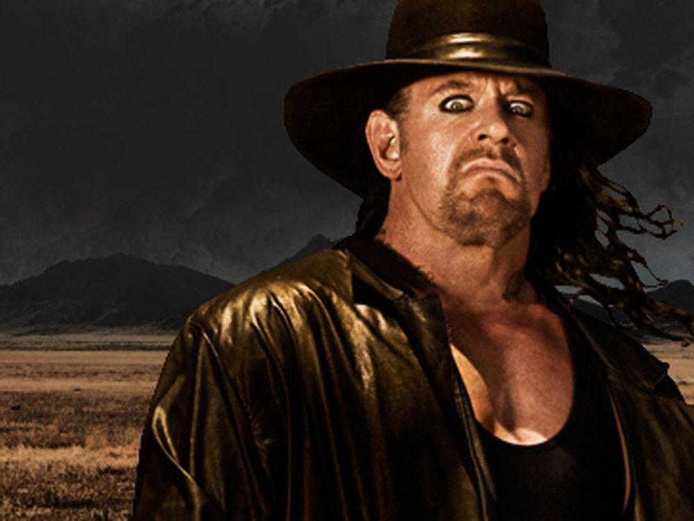 Triple H και Undertaker!