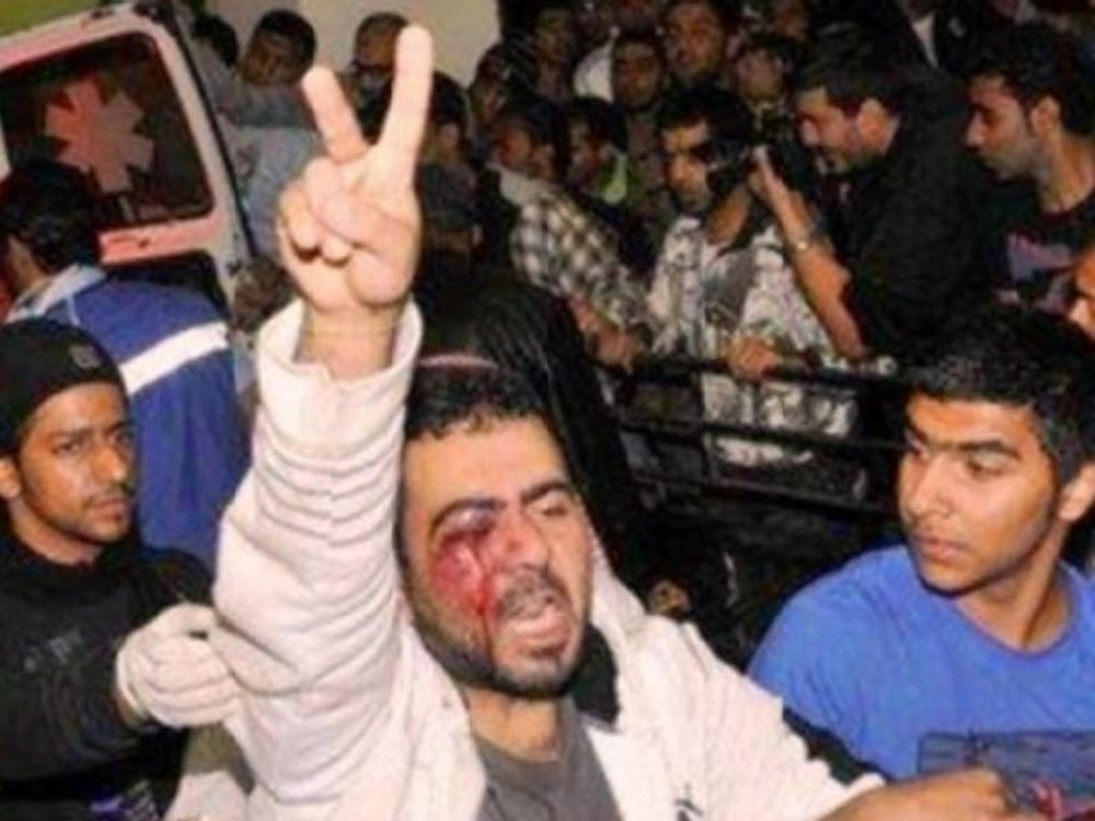 Στους 1.000 οι νεκροί στη Λιβύη